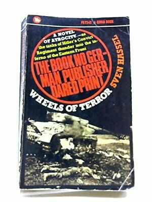 Wheels Of Terror, Hassel, Sven Book The Cheap Fast Free Post