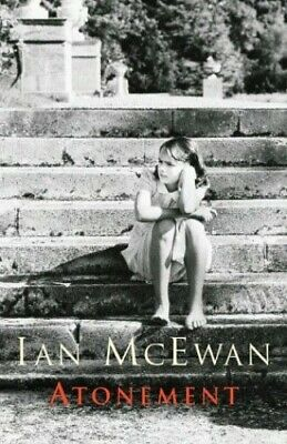 Atonement by McEwan, Ian Hardback Book The Cheap Fast Free Post