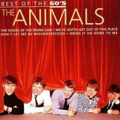 The Animals : Best of the Sixties CD (2000) Incredible Value and Free Shipping!