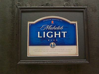 Michelob Light  Beer Sign  #584