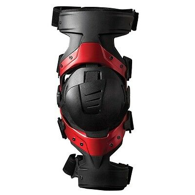 EVS Motocross Off Road Protection Pair Axis Sport Knee Brace