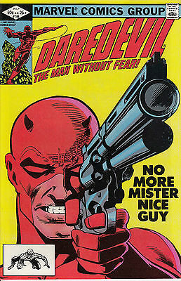 DAREDEVIL 184...NM-...1982...Punisher....Frank Miller,Klaus Janson...Bargain!