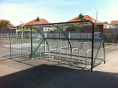The More Than Bike Shelter