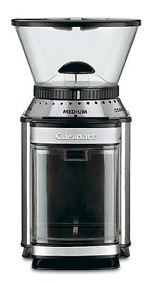 Cuisinart DBM-8 Supreme Grind Automatic Burr Mill 18-position grind selector NEW