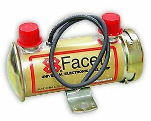 Facet Fuel Pump Competition Red Top Electric Brisca/Autocross RTW506