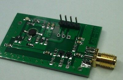 1PC487MHZ - 1200MHZ radio frequency broadband rf oscillator VCO frequency source
