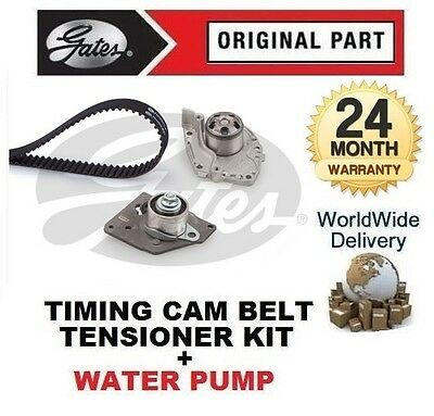 FOR RENAULT ESPACE 1.9 DCi 2003-->ON TIMING CAM BELT TENSIONER KIT + WATER PUMP