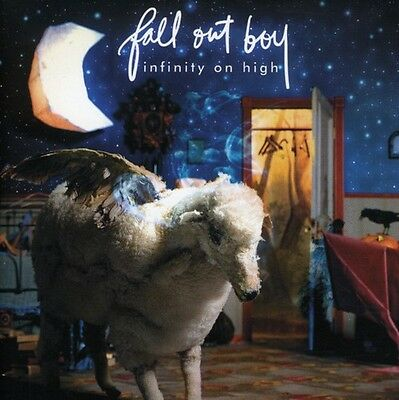 Fall out boy infinity on high new | ebay.