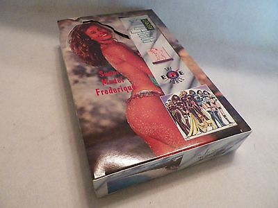 Portfolio's Secret Super Model Trading Cards 36 Unopened Pack Box NS81