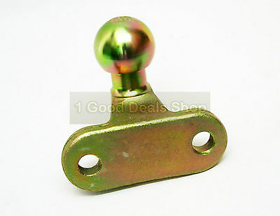 50MM Tow Ball Bar Towing Trailer Caravan Standard Heavy Duty Zinc Plated  472C