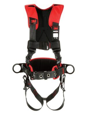 Protecta 1191432 Harness Construction Positioning with Comfort Padding (Small)
