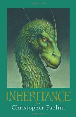 Inheritance (The Inheritance cycle) by Paolini, Christopher Book The Cheap Fast