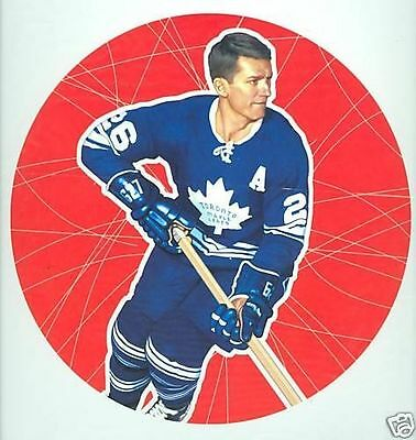 Allan Stanley Toronto Maple Leafs NHL Hockey Stamp Lithos Lithograph Canada Post