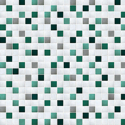 Teal Wallpaper Designs Tiles Pattern Ideas Self Adhesive Home Deco Contact Paper