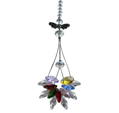 Rainbows Maker Hanging Drops Suncatcher Crystal Healing Pendulum Lamp Prisms