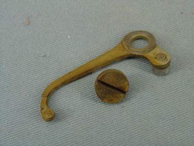 White Vintage Part (#176983) - Take-Up Lever