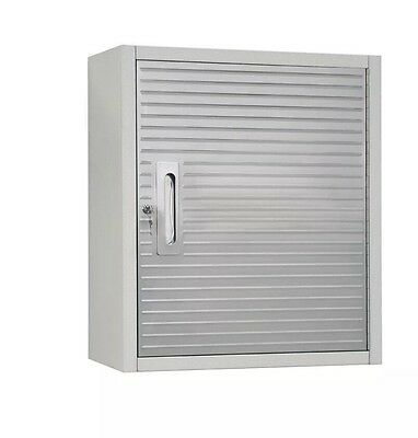 New Heavy-Duty Commercial Garage Steel Wall Cabinet Tool Box Adjustable Shelving