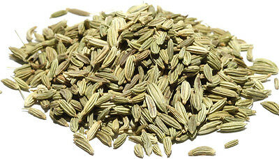 Fennel Seeds Whole Dried Grade A Premium Quality Free P & P