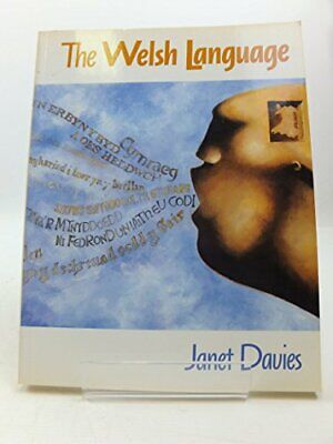 The Welsh Language: A History by Davies, Janet Paperback Book The Cheap Fast