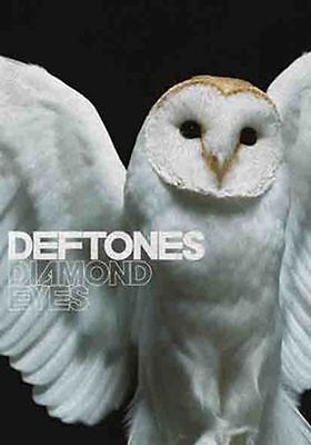 DEFTONES - DIAMOND EYES - FABRIC POSTER - 30x40 WALL HANGING OWL HFL1081