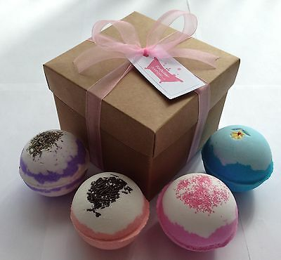Extra Large Assorted Bath Bombs Gift Set