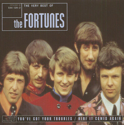 The Fortunes : The Very Best of the Fortunes CD (2000) ***NEW***