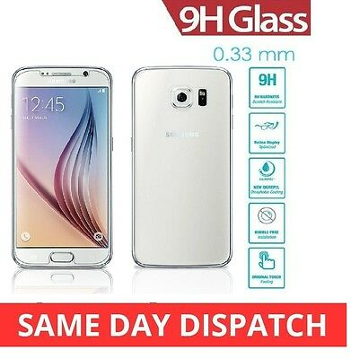 Explosion Proof Gorilla Glass Screen Protector Case For Samsung Galaxy S6