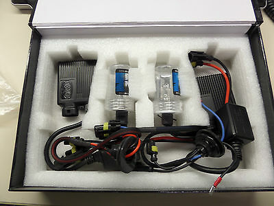 6000K Xenon HID Conversion Kit for H3 and H7 Bulbs