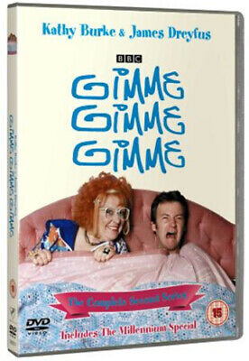 Gimme Gimme Gimme: The Complete Series 2 DVD (2003) Kathy Burke
