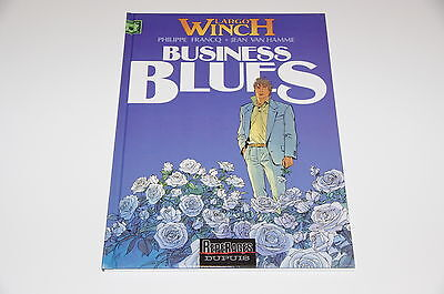 Largo Winch T4 Business Blues OPA / Francq / Van Hamme // Dupuis