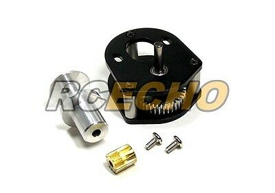 RC Model Big Size Metal Gear Box with Metal Motor Gear for R/C Airplane GB090