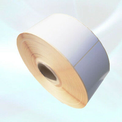 Blank White Self Adhesive Sticky Address Printer Labels Rolls 102X152mm 4x6 inch