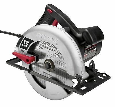 Skil 5380-01 Skilsaw Compact Corded 7-1/4-In 12Amp Portable Circular Saw w/Blade