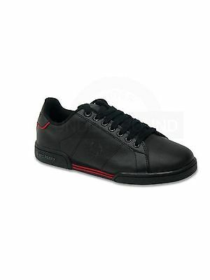 FRED PERRY SPORT Turn Luxus Schuhe Lauf Sneakers Freizeit Gr