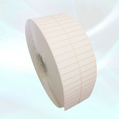 Blank White Self Adhesive Sticky Address Printer Labels Rolls 12X50mm 2.x05inch