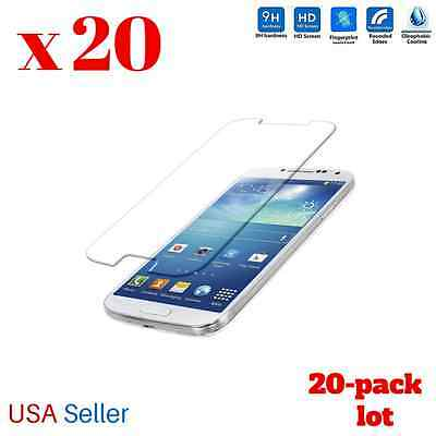 20x Wholesale Lot Tempered Glass Screen Protector for Samsung Galaxy Note 3
