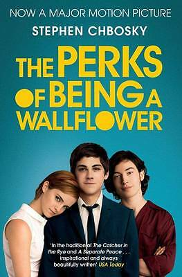 The Perks of Being a Wallflower by Stephen Chbosky, Book, New Paperback
