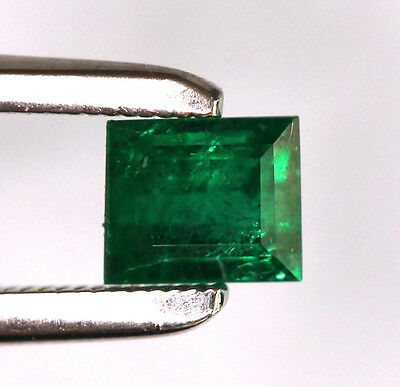 0,41 ct Superbe Emeraude de Colombie Top Qualité AAAA