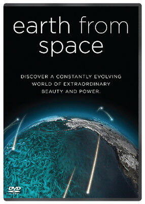 Earth from Space DVD (2013) ***NEW***