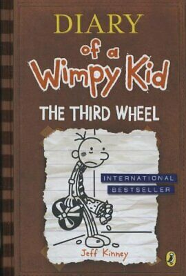 Diary of a Wimpy Kid: The Third Wheel (Book 7) (Diary of a Wi... by Kinney, Jeff