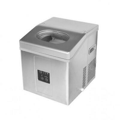 Countertop Ice Maker 15kg/24hr 360x398x414mm Commercial Kitchen NEW