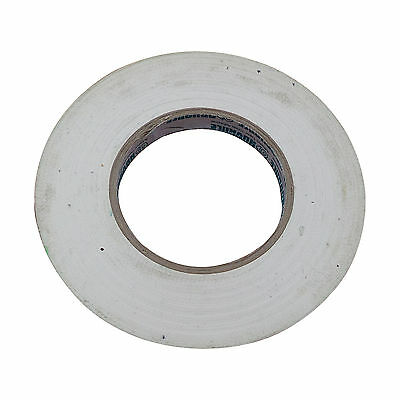 ACCLAIM Tape White Short Mat Bowls Carpet Bowls Marking 50m Roll 1.2cm Wide