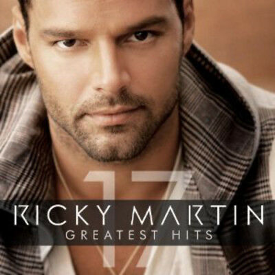 Ricky Martin : The Greatest Hits CD (2011) ***NEW***