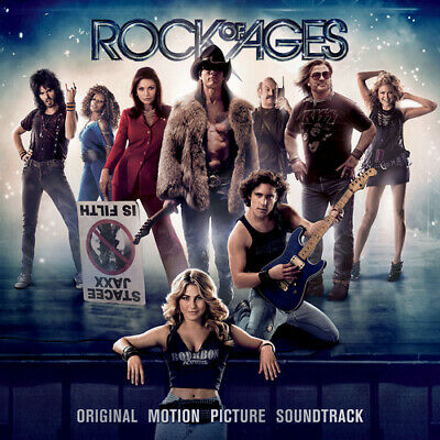 Rock of Ages CD (2012) ***NEW***