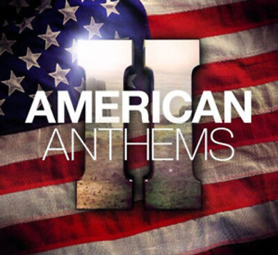 Various Artists : American Anthems II CD 3 discs (2011) ***NEW***