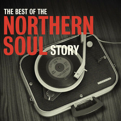 Various Artists : The Best of the Northern Soul Story CD 2 discs (2011)
