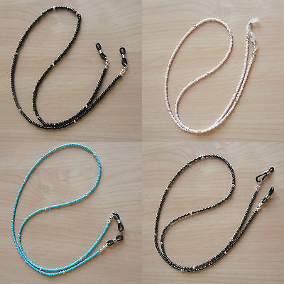 Bead GLASSES  Neck Lanyard Cord CHAIN Spectacle Spectacles Sunglasses glass