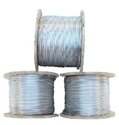 Aluminum Pure Round Wire ( Dead Soft ) Gauges Available 8,10,12,14,16,18,20 Ga