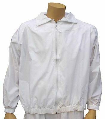 CATHEDRAL Showerproof Jacket Mens Teflon Coated Light Polyester Cotton Bowls
