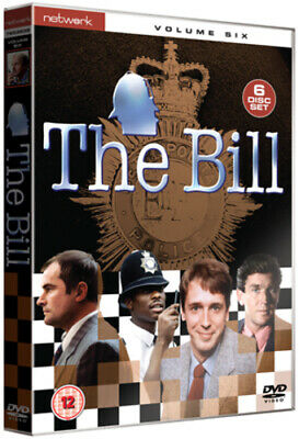 The Bill: Volume 6 DVD (2012) Graham Cole ***NEW***